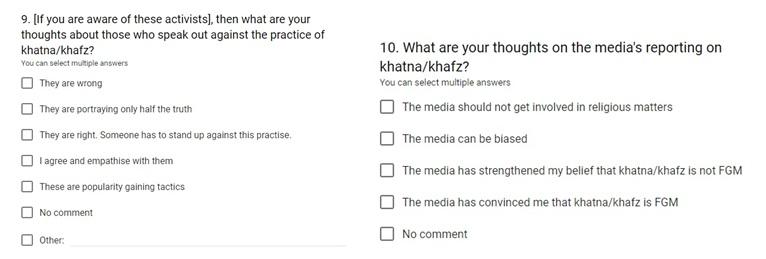 Khafz survey Q9n10
