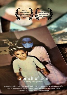 A Pinch of Skin film Poster (1)